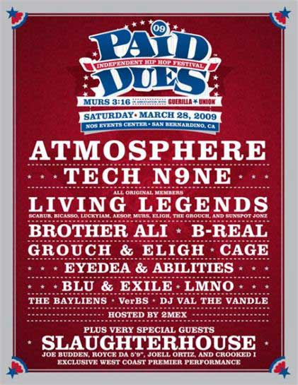 paiddues2009