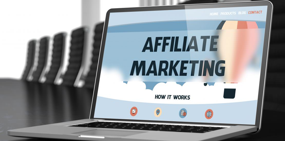 website affiliate marketing