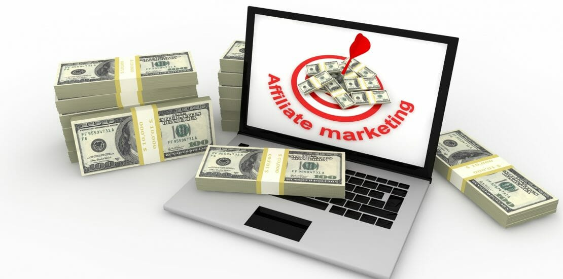 make money online with affiliate marketing